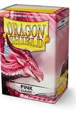 Arcane Tinmen Deck Protectors: Dragon Shield Classic (100) Pink