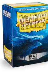Arcane Tinmen Sleeves: Dragon Shield Classic (100) Blue