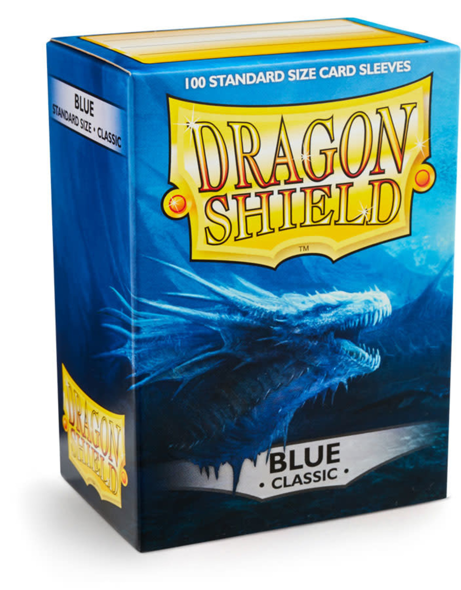 Arcane Tinmen Deck Protectors: Dragon Shield Classic (100) Blue