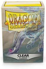 Arcane Tinmen Deck Protectors: Dragon Shield Classic (100) Clear