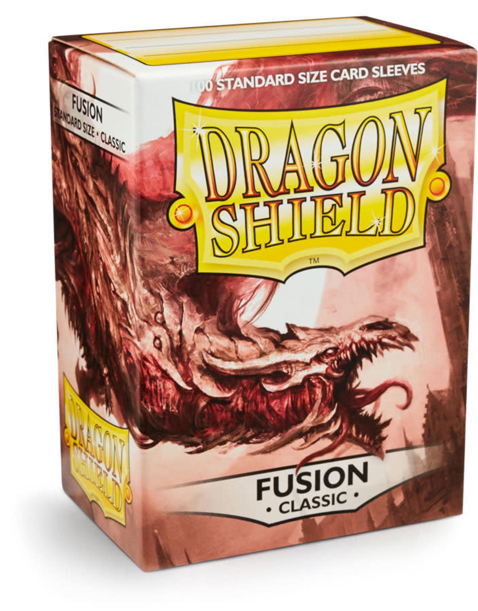 Arcane Tinmen Deck Protectors: Dragon Shield Classic (100) Fusion