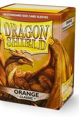 Arcane Tinmen Sleeves: Dragon Shield Classic (100) Orange