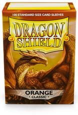 Arcane Tinmen Deck Protectors: Dragon Shield Classic (100) Orange