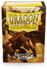 Arcane Tinmen Sleeves: Dragon Shield Classic (100) Copper