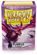 Arcane Tinmen Sleeves: Dragon Shield Classic (100) Purple
