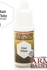 Warpaints: Matt White 18ml