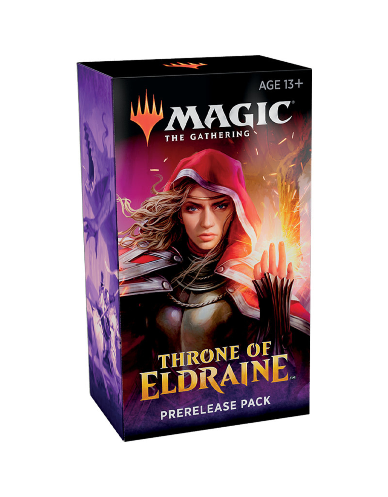 Wizards of the Coast MTG Throne of Eldraine Prerelease Pack