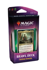 Wizards of the Coast MTG Throne of Eldraine Brawl Deck (Savage Hunger)