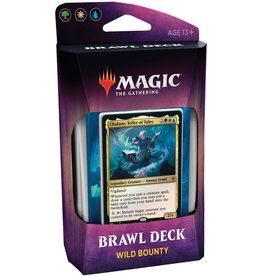 Wizards of the Coast MTG Throne of Eldraine Brawl Deck (Wild Bounty)
