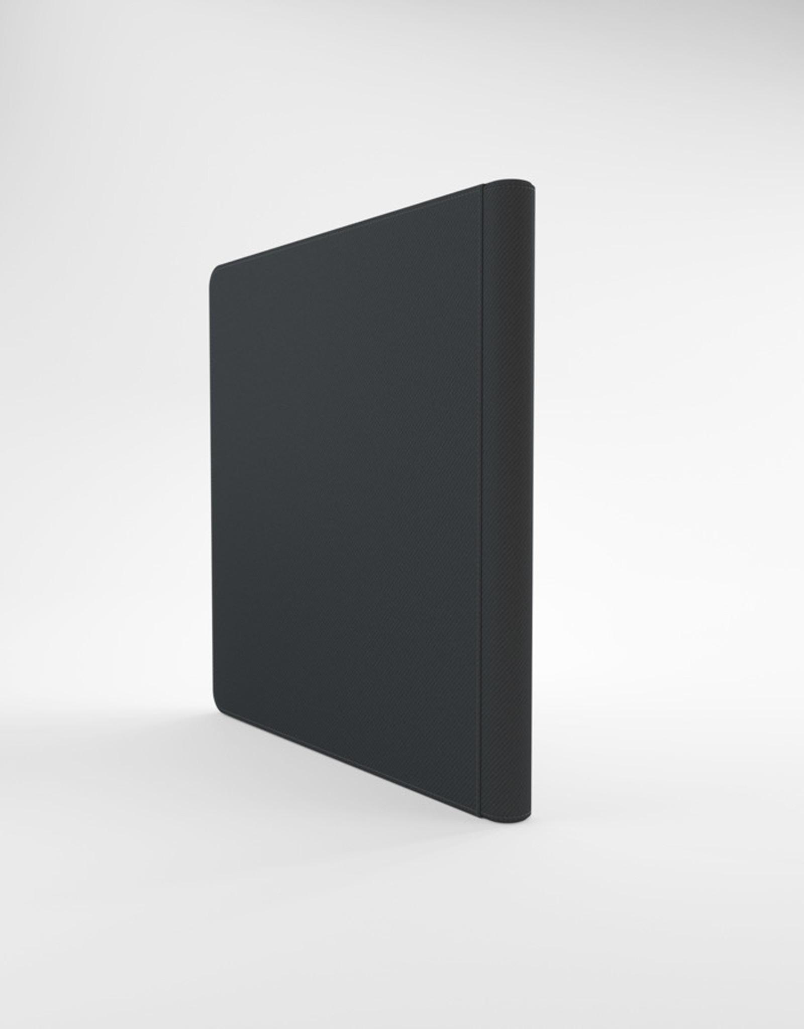 Binder: 24-Pocket Zip-Up Album Black