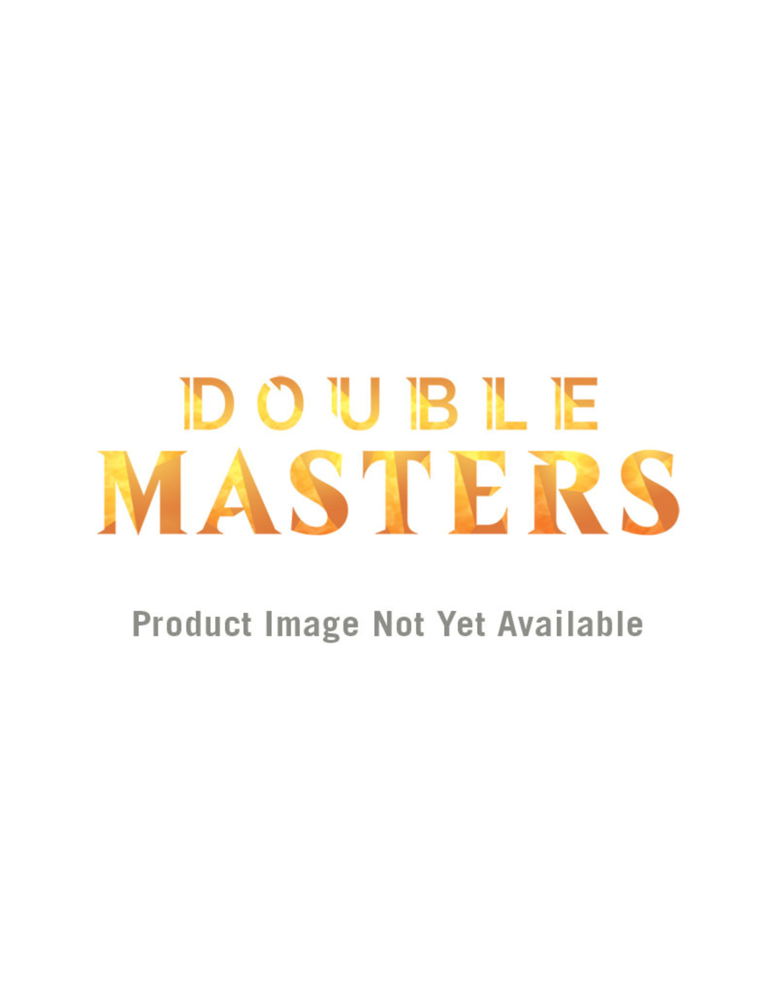 Wizards of the Coast MTG Double Masters Draft Booster Pack