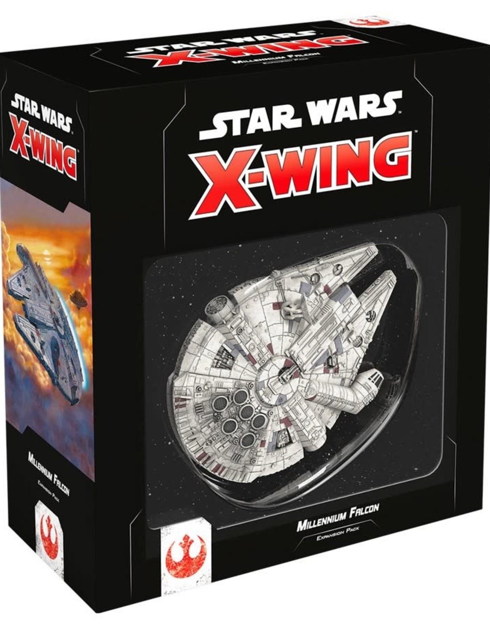 Fantasy Flight Games Star Wars X-Wing Millenium Falcon Expansion