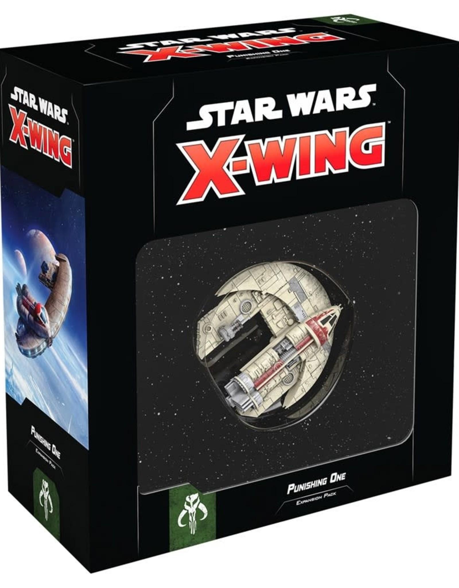Fantasy Flight Games Star Wars X-Wing Punishing One Expansion