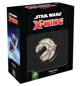 Fantasy Flight Games Star Wars X-Wing Punishing One Expansion