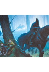 Fantasy Flight Games Playmat: Lord of the Rings Black Riders