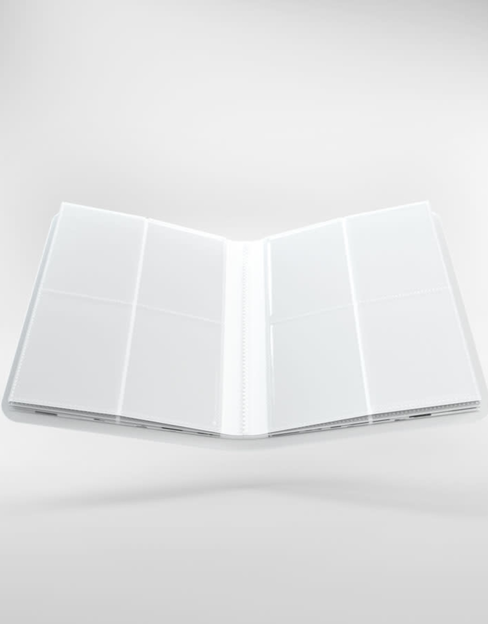 Casual Album: 8-Pocket Side-Loading White