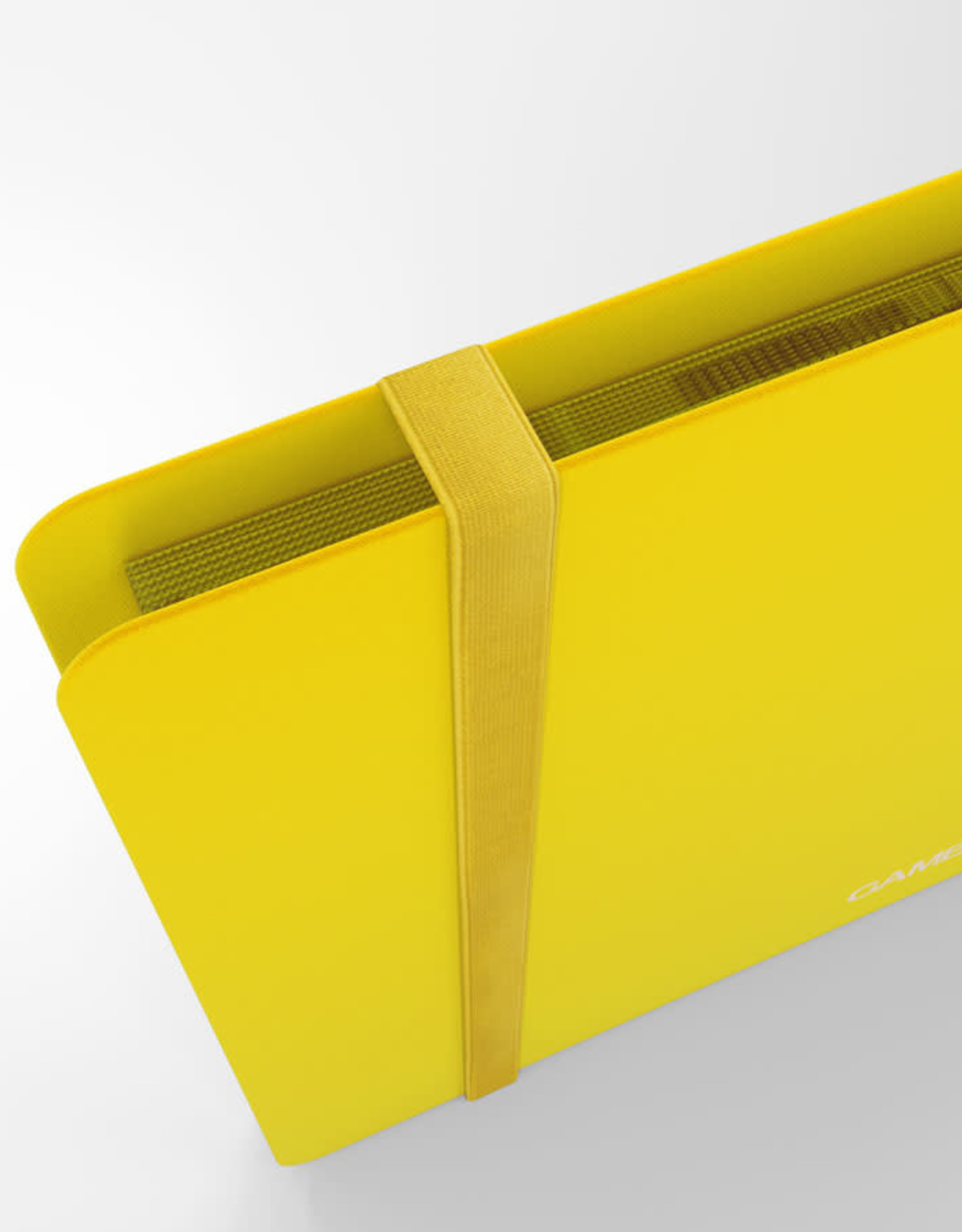 Casual Album: 8-Pocket Side-Loading Yellow