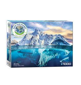 Eurographics Arctic Puzzle 1000 PCS