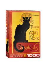 Eurographics Black Cat Puzzle 1000 PCS (Steinlen)