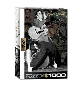 Eurographics Elvis Presley Live Puzzle 1000 PCS