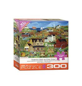 Eurographics Harvest Days Puzzle 300 XL PCS (Dyer)