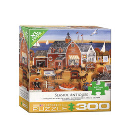 Eurographics Seaside Antiques Puzzle 300 XL PCS (Dyer)