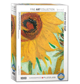 Eurographics Sunflower Puzzle 1000 PCS (van Gogh)