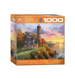 Eurographics The Old Lighthouse Puzzle 1000 PCS (Davison)