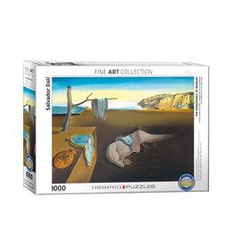 Eurographics The Persistence of Memory Puzzle 1000 PCS (Dali)