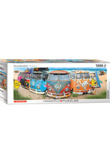 Eurographics VW Bus Kombination Puzzle 1000 PCS Panoramic