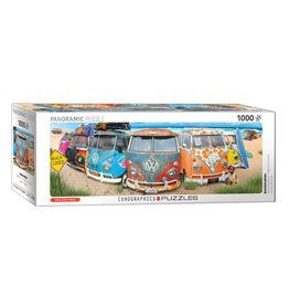 Eurographics VW Kombination Puzzle 1000 PCS