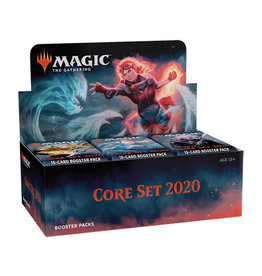 Wizards of the Coast MTG Core Set 2020 Draft Booster Box (36)