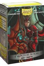 Arcane Tinmen Deck Protectors: Dragon Shield Art Matte (100) Emperor Scion