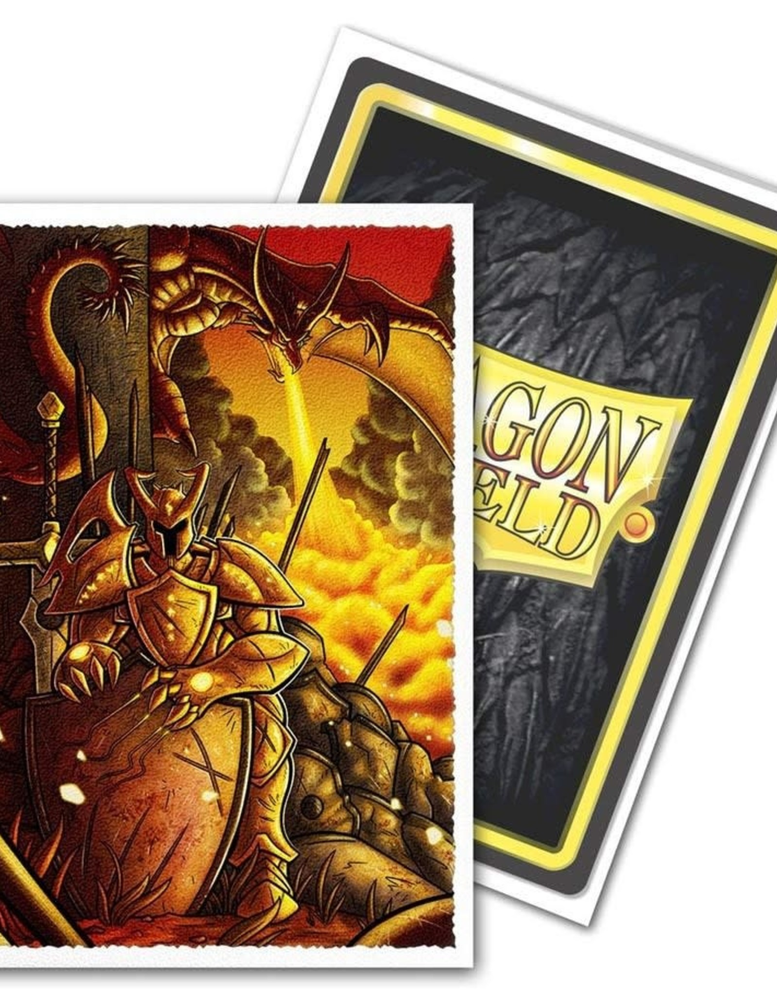 Arcane Tinmen Deck Protectors: Dragon Shield Art Matte (100) General Vicar