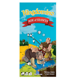 Blue Orange Games Kingdomino: Age of Giants Expansion