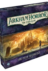 Fantasy Flight Games Arkham Horror LCG Expansion The Path to Carcosa