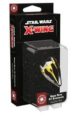 Fantasy Flight Games Star Wars X-Wing Naboo Royal N-1 Starfighter Expansion