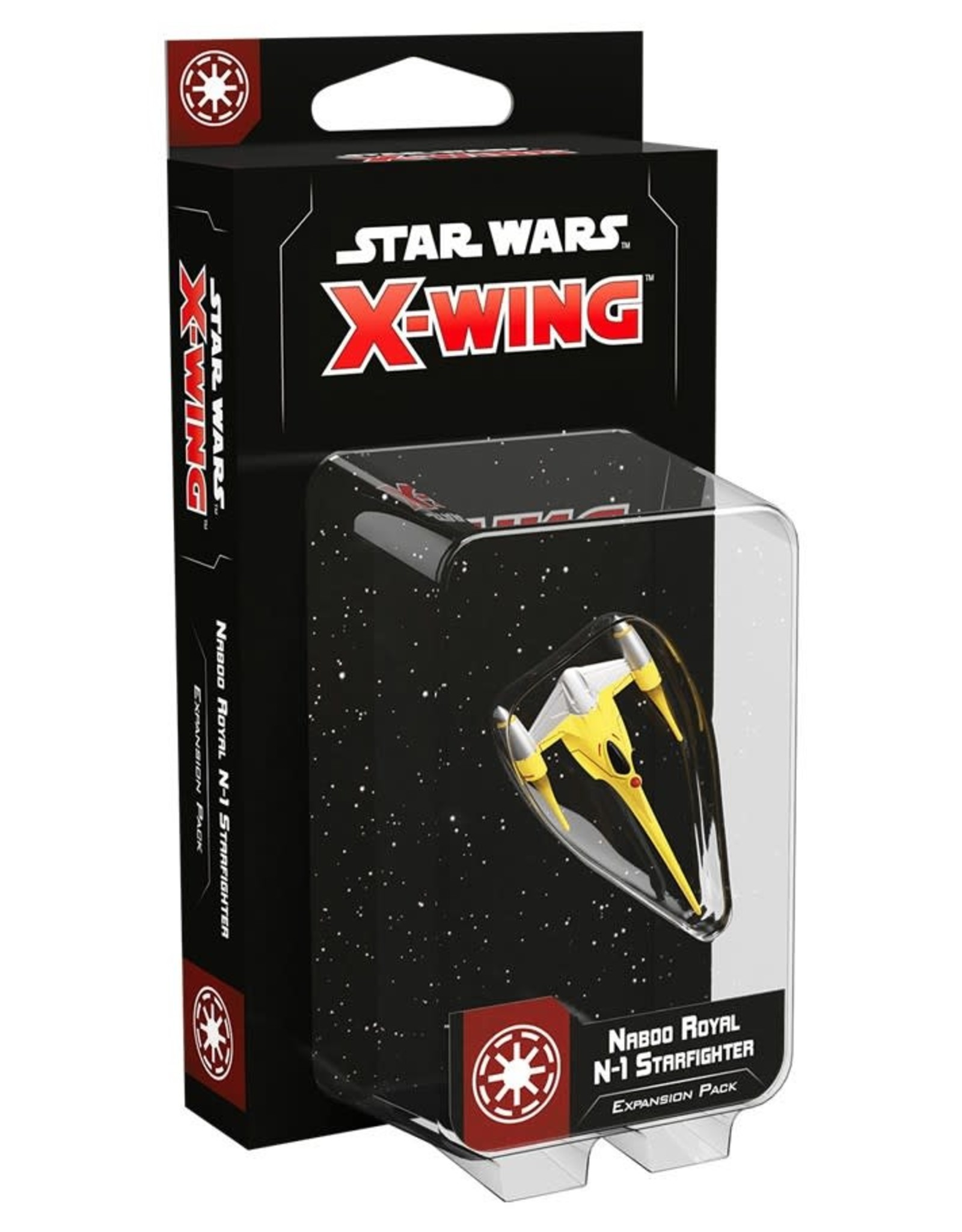 Fantasy Flight Games Star Wars X-Wing Naboo Royal N-1 Starfighter Expansion