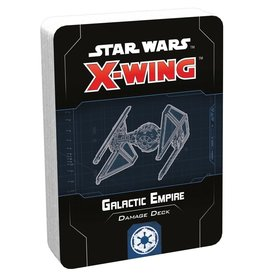 Fantasy Flight Games Star Wars X-Wing Galactic Empire Damage Deck