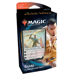 Wizards of the Coast MTG Core 2021 Planeswalker Deck (Basri, Devoted Paladin)
