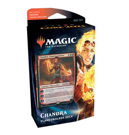 Wizards of the Coast MTG Core 2021 Planeswalker Deck (Chandra, Flame's Catalyst )