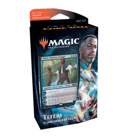 Wizards of the Coast MTG Core 2021 Planeswalker Deck (Teferi, Timeless Voyager)