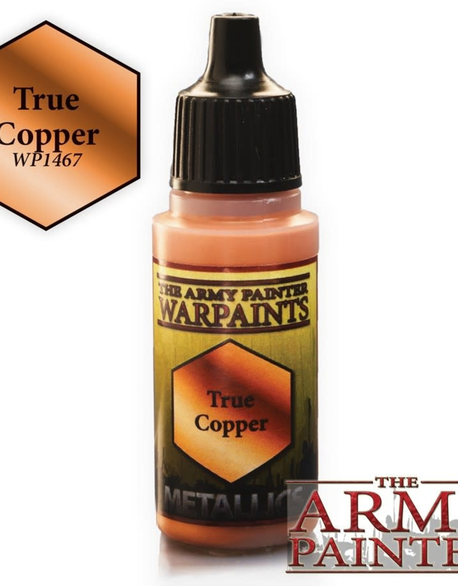 Warpaints: True Copper 18ml