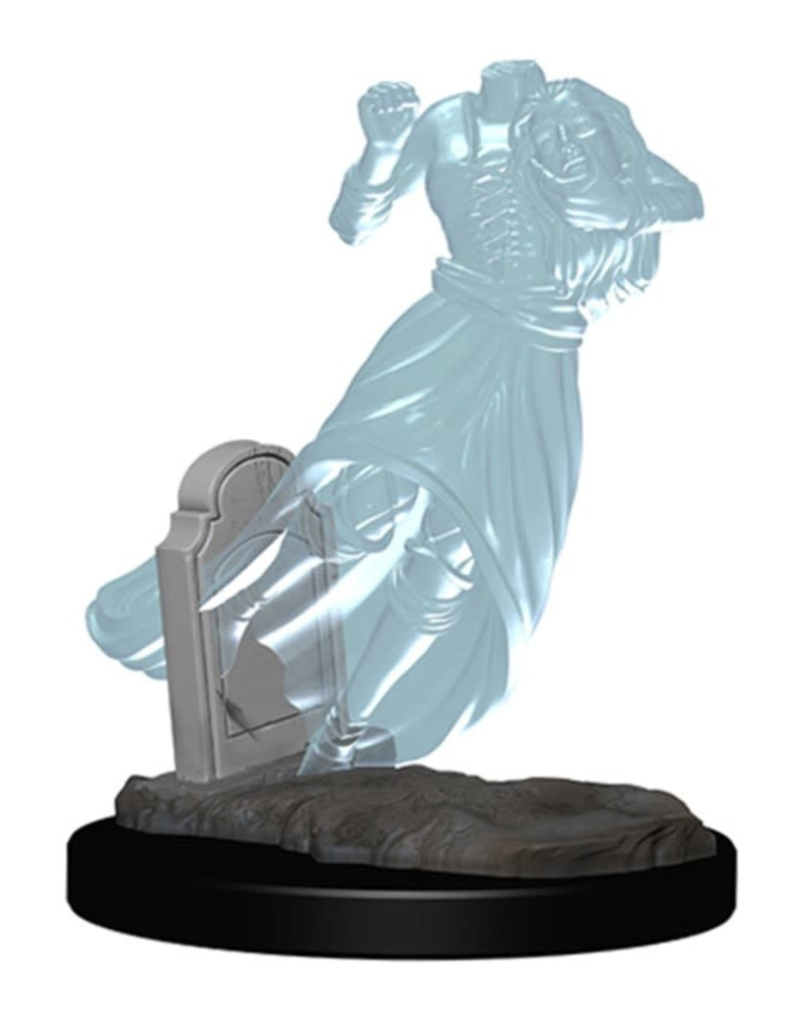 Wizkids D&D Unpainted Minis: Ghosts
