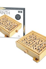 Intex Wooden Labyrinth Game