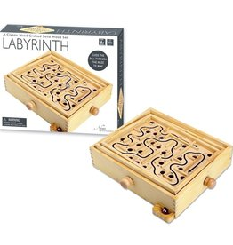 Intex Wooden Labyrinth Game