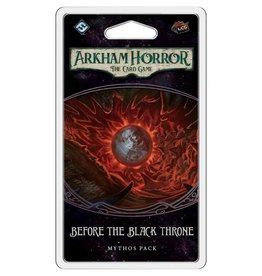 Fantasy Flight Games Arkham Horror LCG Before the Black Throne Mythos Pack