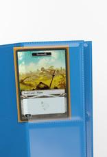 18-Pocket Pages: Side-Loading (50) Blue