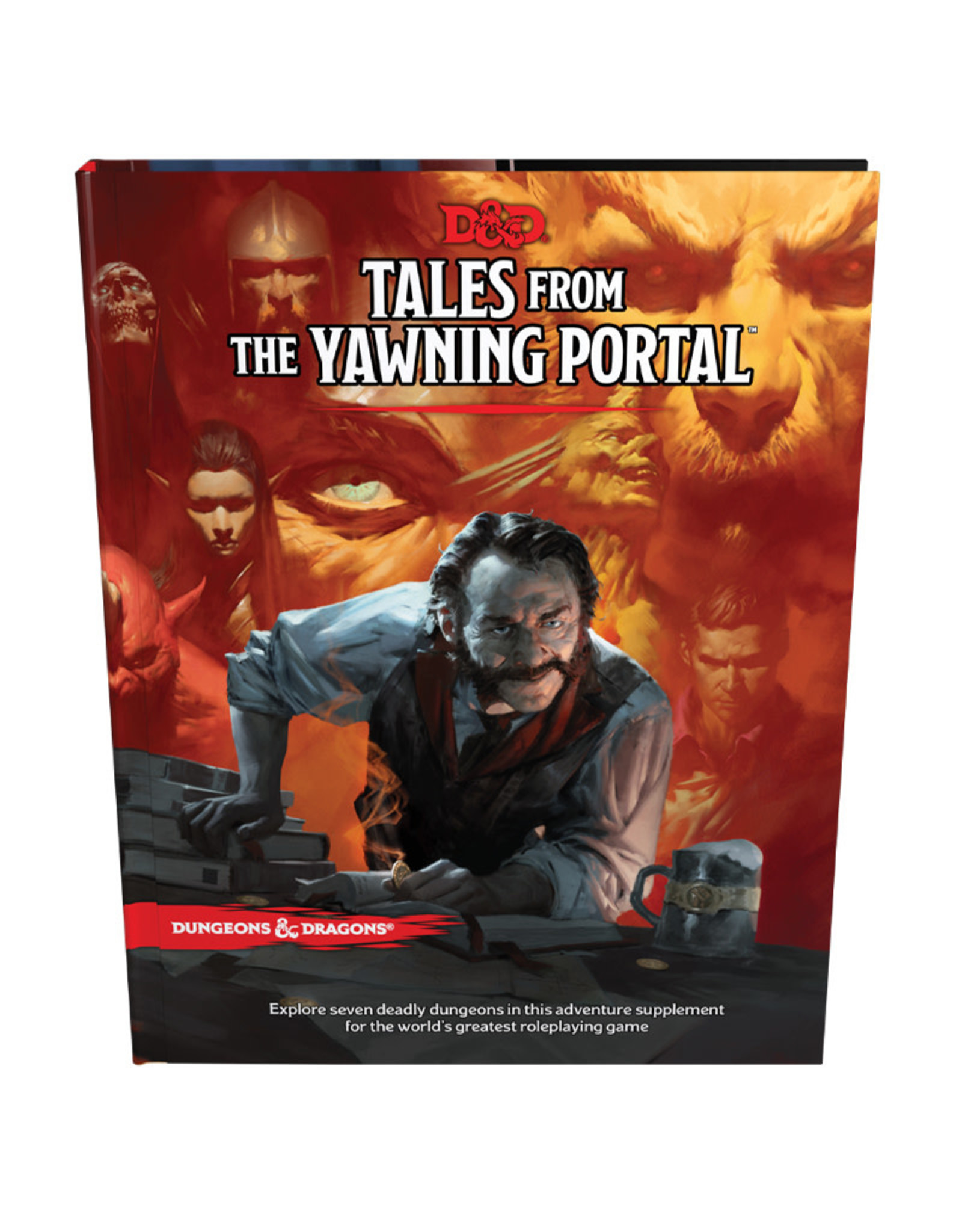Wizards of the Coast D&D Tales From The Yawning Portal (Adventure)