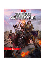 Wizards of the Coast D&D RPG: Sword Coast Adventurer's Guide (Supplement)
